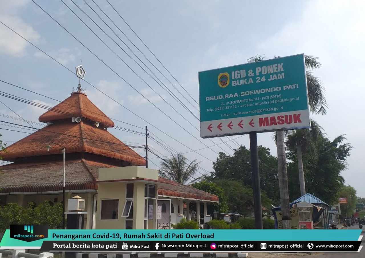 Template Berita 262 Rumah Sakit Penanganan Covid 19 - Mitrapost.com