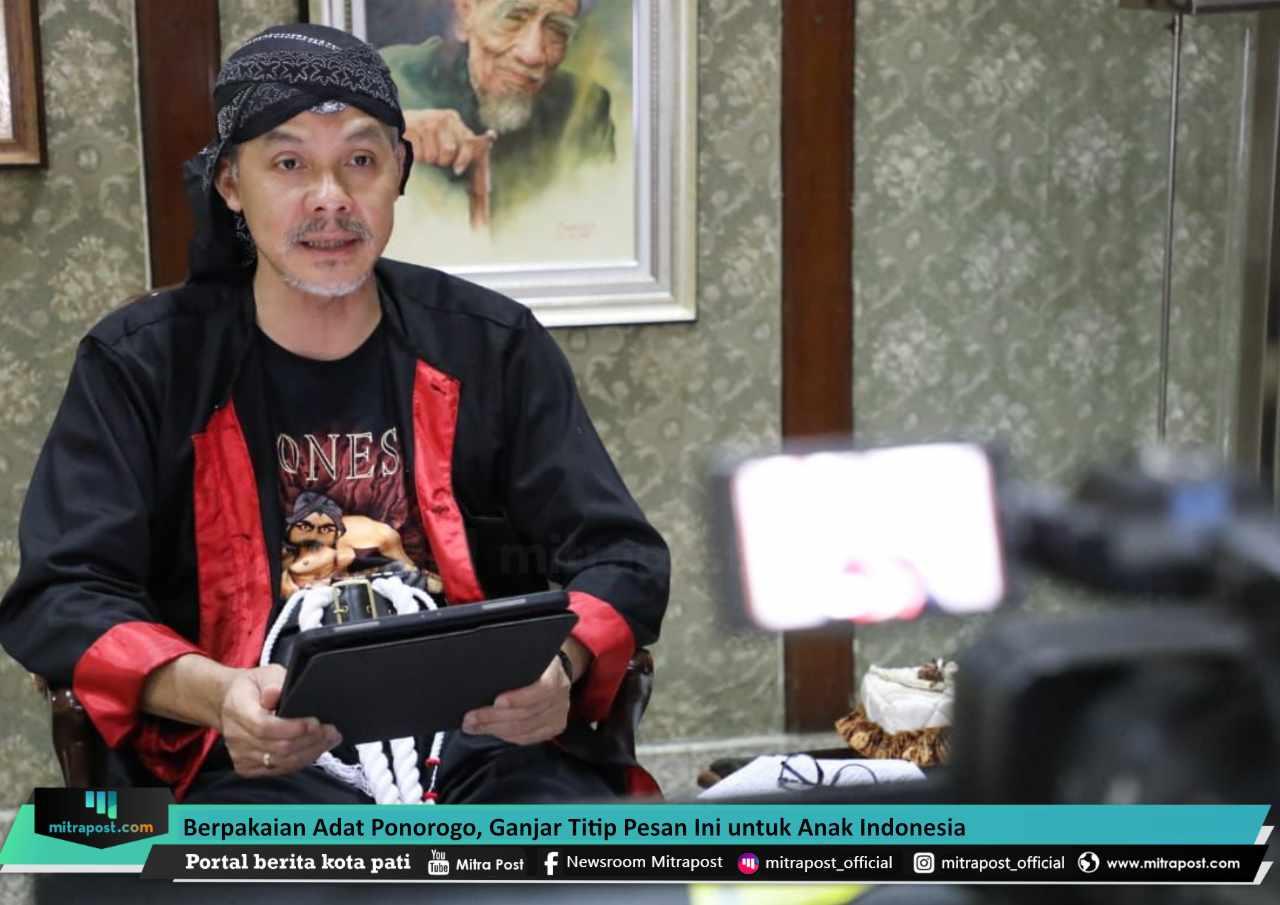 Template Berita 276 Pakaian Adat Ponorogo - Mitrapost.com