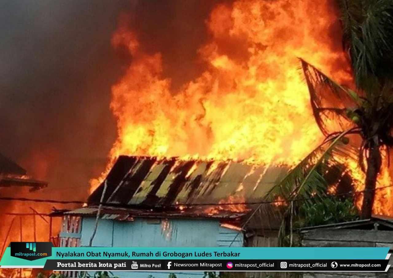 Template berita 690 rumah terbakar di grobogan
