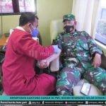 Menipisnya Kantung Darah Di Pmi Kodim Rembang Gelar Donor Darah Mitrapost - Mitrapost.com