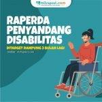 Raperda Penyandang Disabilitas A - Mitrapost.com