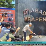 Sempat Padam Api Abadi Mrapen Kembali Menyala - Mitrapost.com