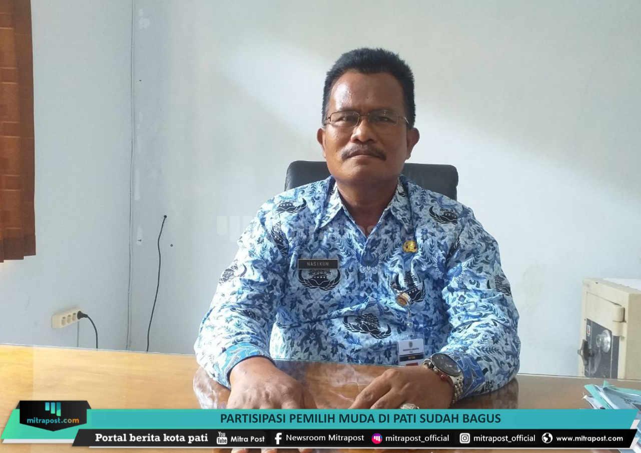 Partisipasi Pemilih Muda Di Pati Sudah Bagus - Mitrapost.com