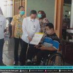 Pati Kucurkan Rp552 Juta Untuk Bantu 184 Disabilitas Pati - Mitrapost.com