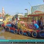 Sedekah Laut Di Desa Bendar Juwana Tanpa Pesta Dangdut - Mitrapost.com