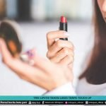 Trik Lipstik Tahan Lama Tanpa Touch Up - Mitrapost.com