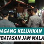 Ppkm Diperpanjang Pedagang Keluhkan Pembatasan Jam Malam 1 - Mitrapost.com