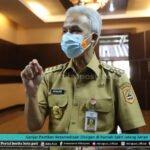 Ganjar Pastikan Ketersediaan Oksigen Di Rumah Sakit Jateng Aman