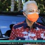 Gubernur Jateng Minta Warga di Zona Merah di Rumah Saja