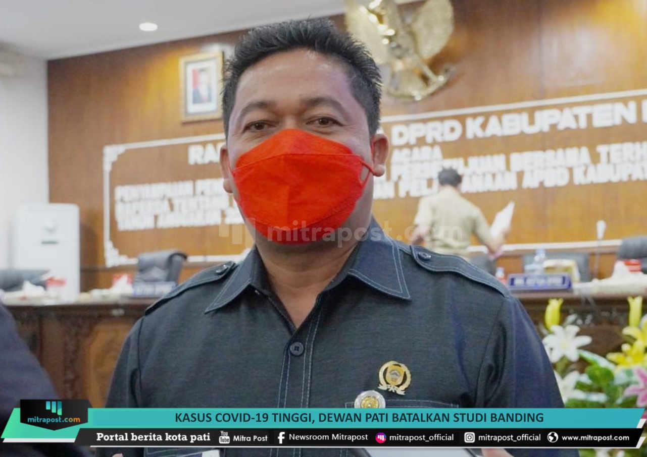 Kasus Covid 19 Tinggi Dewan Pati Batalkan Studi Banding - Mitrapost.com