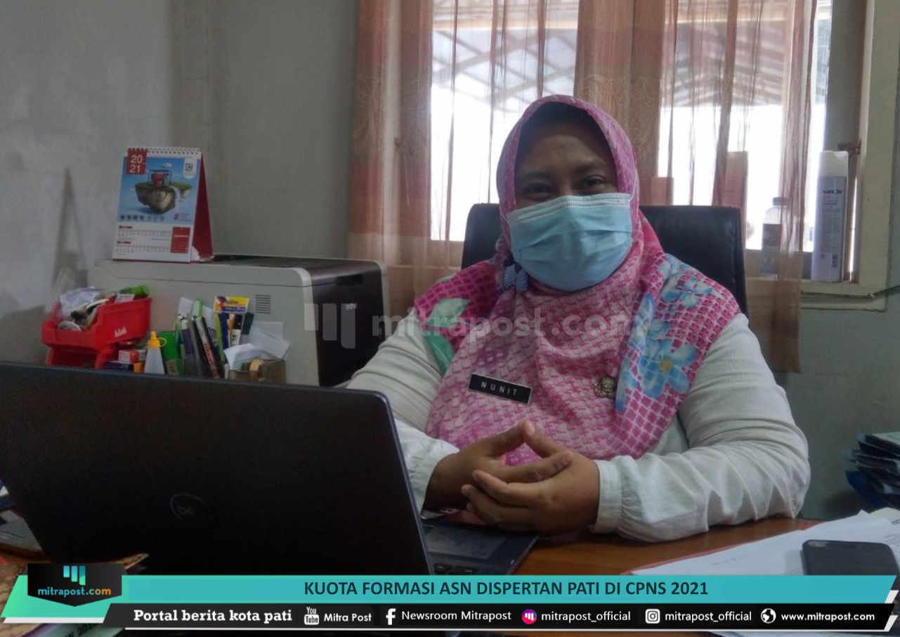 Kuota Formasi Asn Dispertan Pati Di Cpns 2021 - Mitrapost.com