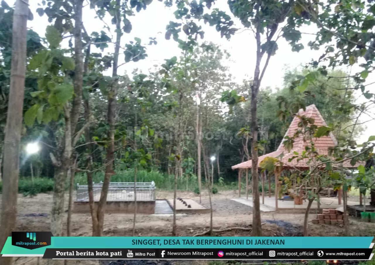 Singget Desa Tak Berpenghuni Di Jakenan - Mitrapost.com