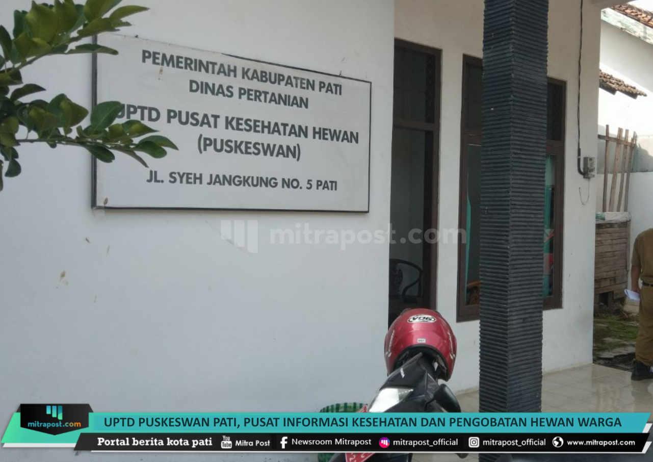 Uptd Puskeswan Pati Pusat Informasi Kesehatan Dan Pengobatan Hewan Warga - Mitrapost.com
