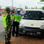 Penyekatan Sejumlah Ruas Jalan di Pati Tetap Diberlakukan di Masa PPKM Level 4