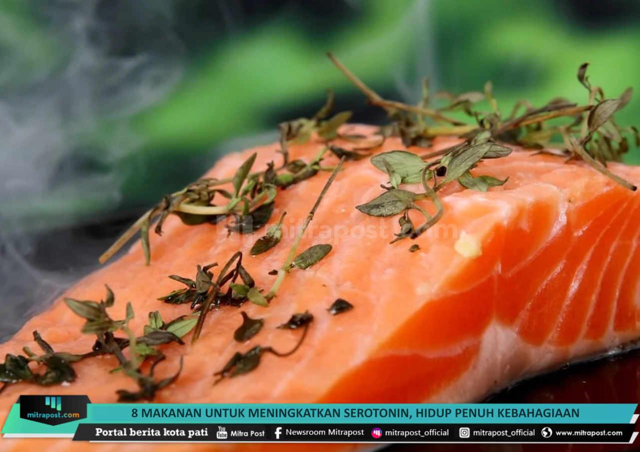8 Makanan Untuk Meningkatkan Serotonin Hidup Penuh Kebahagiaan - Mitrapost.com