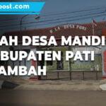 Jumlah Desa Mandiri Di Kabupaten Pati Bertambah - Mitrapost.com