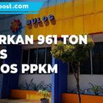 Perum Bulog Pati Akan Salurkan 961 Ton Beras Bansos Ppkm 1 - Mitrapost.com