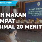 Ppkm Diperpanjang Boleh Makan Di Tempat Maksimal 20 Menit 1 - Mitrapost.com