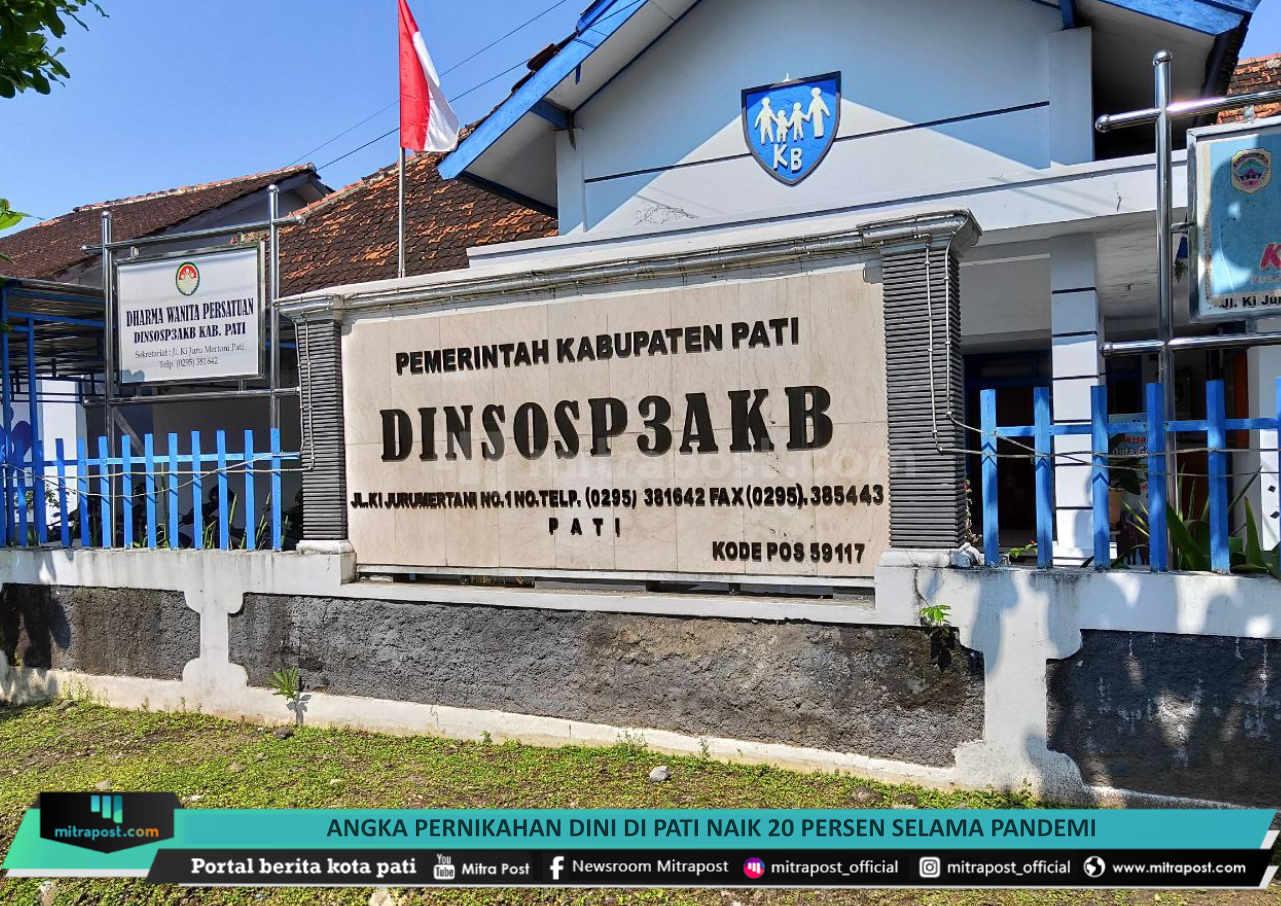 Angka Pernikahan Dini Di Pati Naik 20 Persen Selama Pandemi - Mitrapost.com