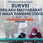 Bps Rembang Survei Kepatuhan Masyarakat Di Masa Ppkm Darurat - Mitrapost.com