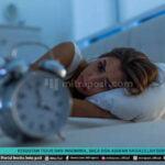 Kesulitan Tidur Dan Insomnia Baca Doa Ajaran Rasulullah Berikut - Mitrapost.com