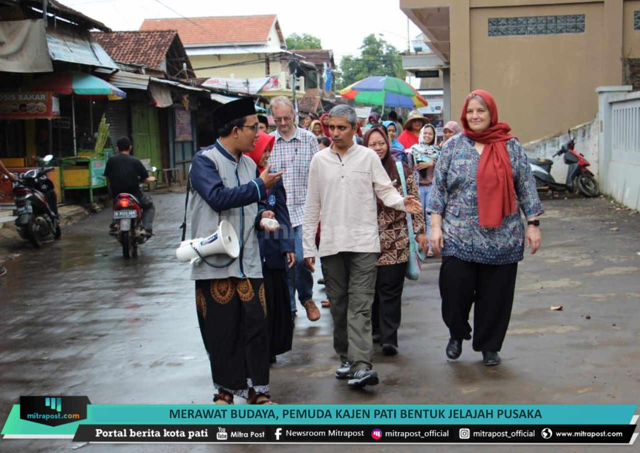 Merawat Budaya Pemuda Kajen Pati Bentuk Jelajah Pusaka - Mitrapost.com