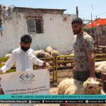 Nu Care Lazisnu Lasem Beri Bantuan Kurban Ke Pengungsi Palestina 1 - Mitrapost.com
