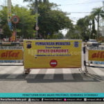 Penutupan Ruas Jalan Protokol Rembang Ditambah - Mitrapost.com