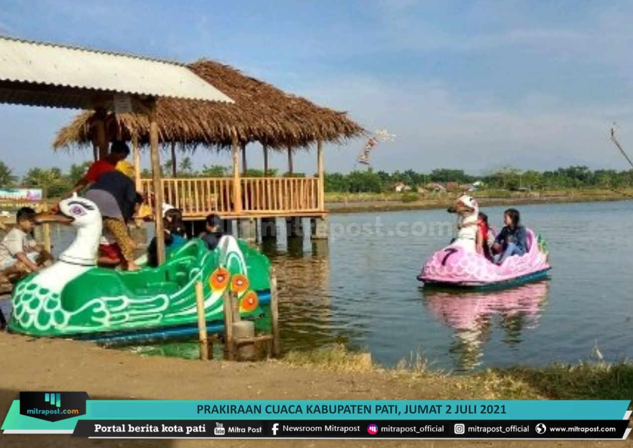 Prakiraan Cuaca Kabupaten Pati Jumat 2 Juli 2021 - Mitrapost.com