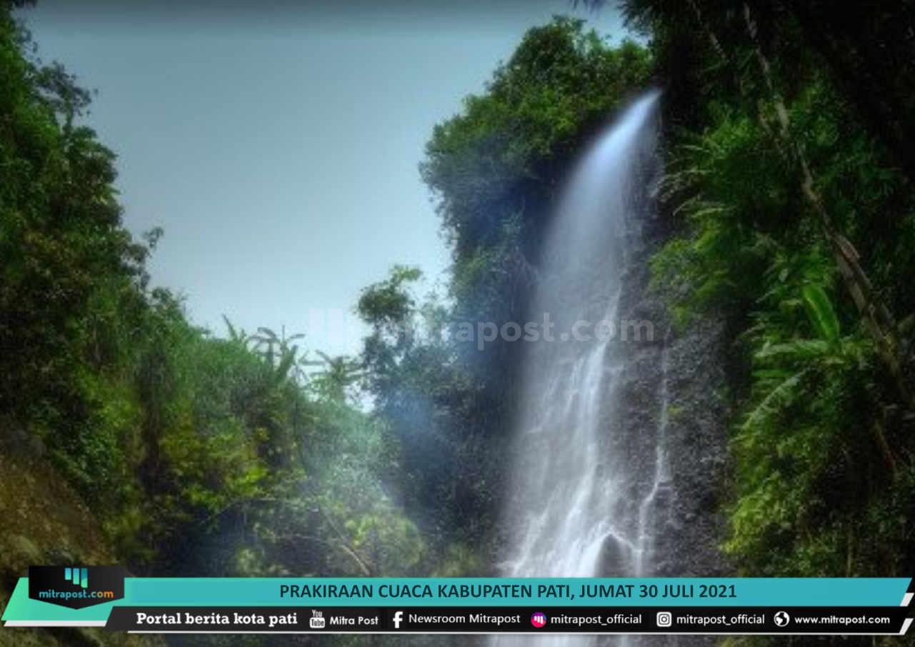Prakiraan Cuaca Kabupaten Pati Jumat 30 Juli 2021 - Mitrapost.com