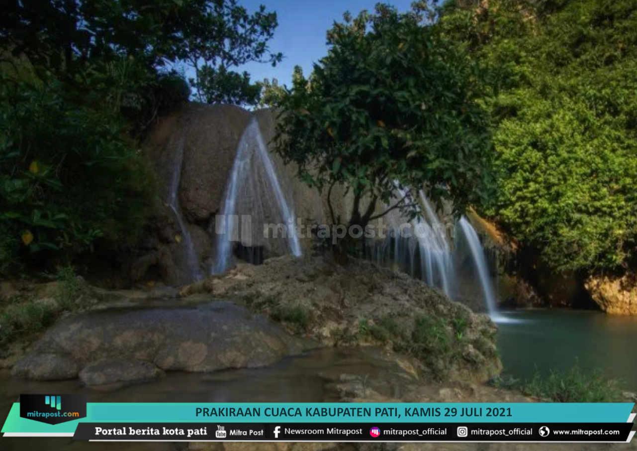 Prakiraan Cuaca Kabupaten Pati Kamis 29 Juli 2021 - Mitrapost.com