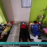 Stok Di Pmi Menipis Pemuda Desa Tlogorejo Demak Gelar Donor Darah - Mitrapost.com