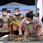 Terbesar di Banten, Pemkot Tangerang Resmikan Pasar Induk Jatiuwung