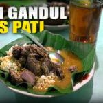 4. Nasi Gandul - Mitrapost.com