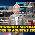 Mistrapost Sepekan Edisi 15 Agustus 2021 - Mitrapost.com