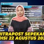 Mitrapost Sepekan Edisi 22 Agustus 2021 - Mitrapost.com