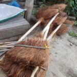 Kerajinan Sapu Ijuk Desa Jambeyan Tetap Eksis Di Masa Pandemi Covid 19