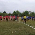 Gebyar Sedekah Bumi, Ditutup Dengan Pertandingan Persahabatan Sepakbola