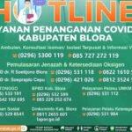 Pemkab Blora Sediakan Hotline Penanganan Covid-19