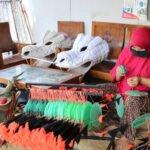 Berbekal Hobi, Warga Tekuni Pembuatan Layang-Layang Naga