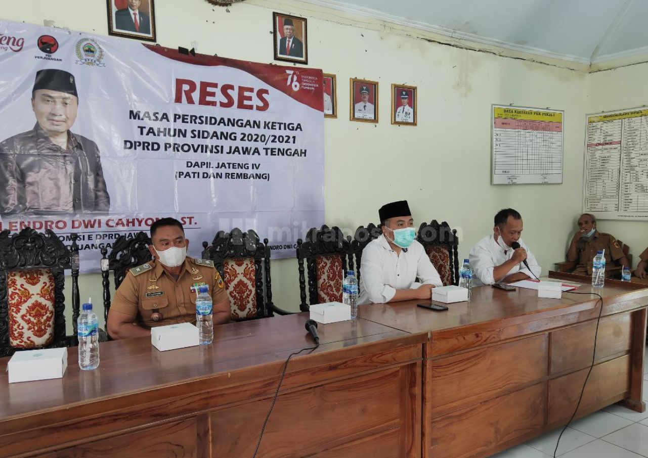 Anggota Komisi E Dprd Jateng Ingatkan Pentingnya Herd Immunity - Mitrapost.com