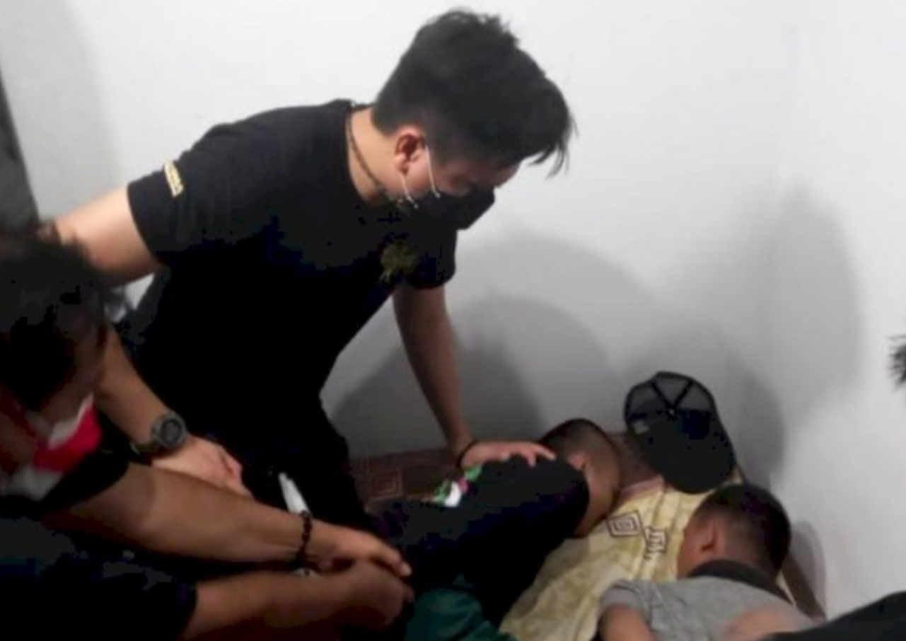 Dua Pelaku Konvoi Berujung Tawuran Berhasil Diamankan Polisi - Mitrapost.com