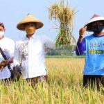 Lahan Tidur Desa Bungcangkring Produktif Bupati Kudus Beri Apresiasi - Mitrapost.com