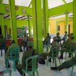 Linmas Kecamatan Sedan Jalani Pelatihan Penanggulangan Covid 19 - Mitrapost.com