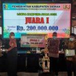Pemkab Demak Beri Penghargaan Pemenang Kampung Juara 2021 - Mitrapost.com