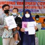 Pemkab Pati Canangkan Vaksinasi Covid 19 Perdana Untuk Ibu Hamil - Mitrapost.com
