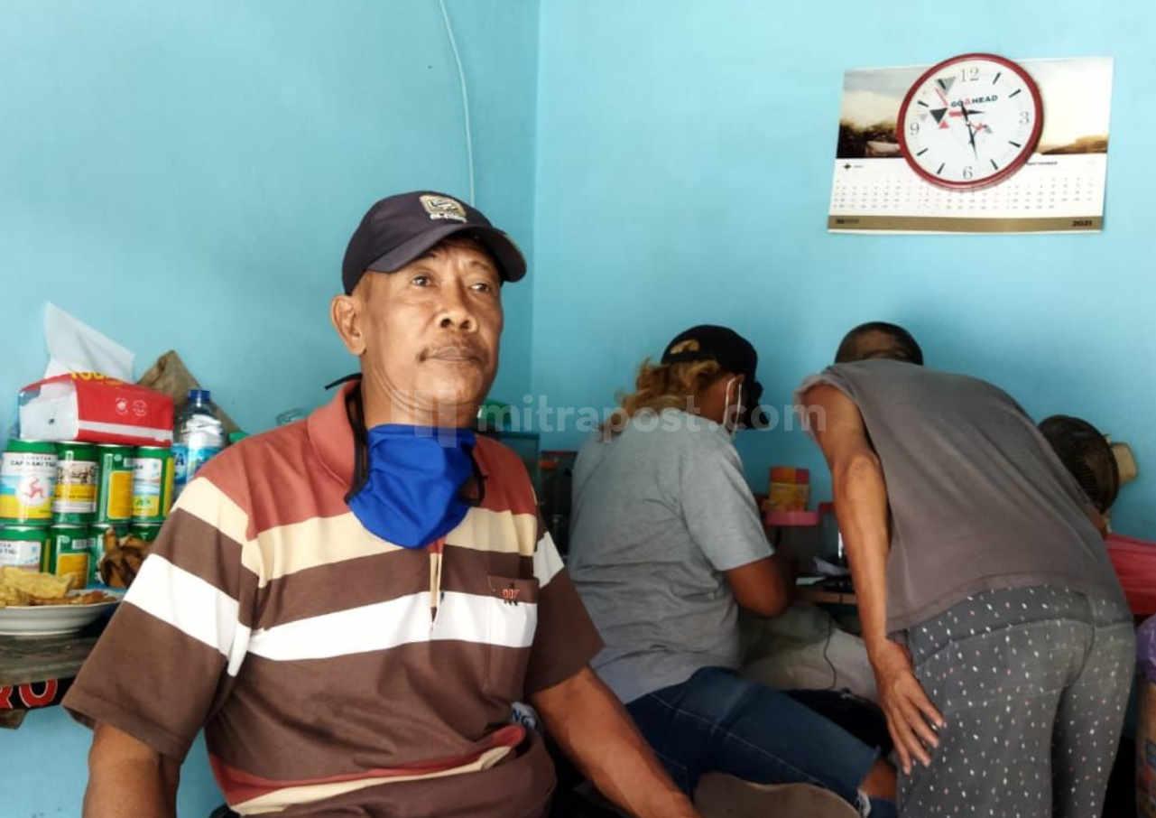 Pengais Rezeki Di Terminal Pati Alami Penurunan Omzet - Mitrapost.com