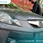 Polres Pati Bekuk Pencuri Mobil, Satu Tersangka Kabur
