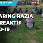 102 Orang Terjaring Razia Karaoke 6 Pk Reaktif Covid 19 - Mitrapost.com