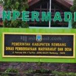 165 Kursi Perangkat Desa Di Rembang Kosong - Mitrapost.com